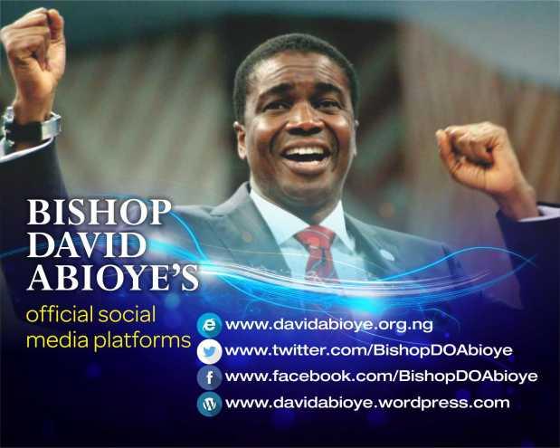 UNVEILING YOUR GLORIOUS DESTINY IN LIFE – PT.3A (160717) – BISHOP DAVID ABIOYE